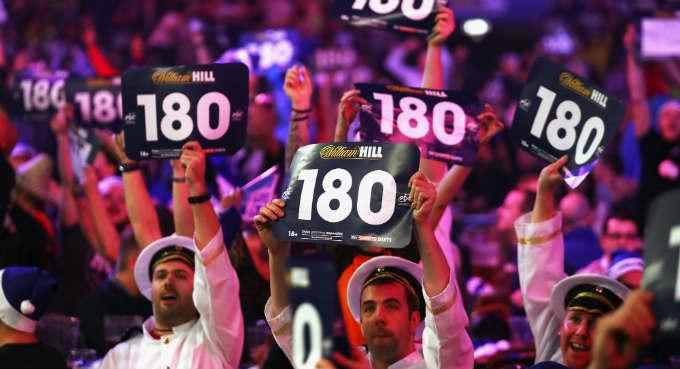 Voorspellingen en wedden op darts | Getty