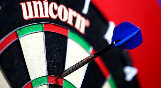 Wedden op darts | De tips, favorieten en odds bij de bookmakers | Getty