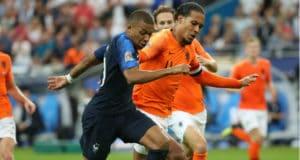Wedden Nederland – Frankrijk Nations League voorspelling bookmakers | Getty
