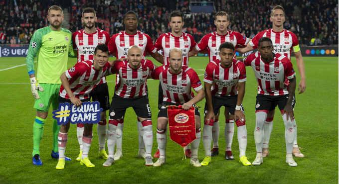 Voorspellingen PSV Eredivisie bookmakers | Getty