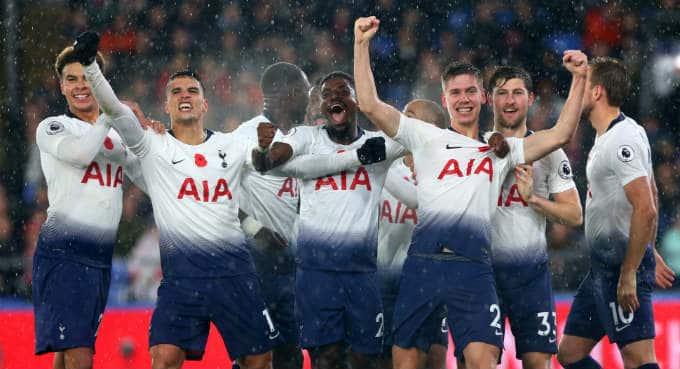 Wedden op Tottenham Hotspur Premier League