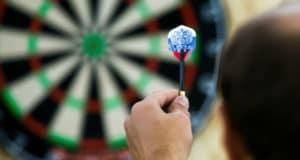 Voorspellingen WK Darts bookmakers Michael van Gerwen wedden | Getty
