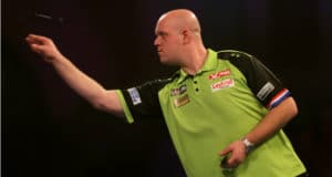 Wedtips WK Darts finale Michael van Gerwen - Michael Smith bookmakers | Getty