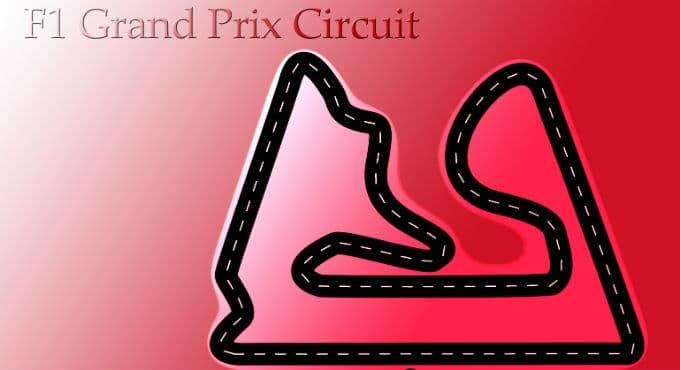 Formule 1 circuit Bahrein