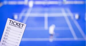 Tennis bookmakers