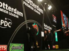 Voorspellingen Rotterdam Premier League Darts Ahoy: Raymond van Barneveld - Michael van Gerwen | Getty