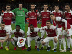 Bookmakers Europa League: tips weddenschappen Arsenal - Napoli en Benfica - Frankfurt | Getty