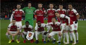 Bookmakers Europa League: tips weddenschappen Arsenal - Napoli en Benfica - Frankfurt | Getty