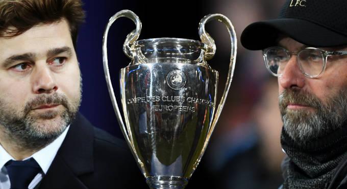 Bookmakers tips wedden op Tottenham Hotspur - Liverpool Champions League finale | Getty