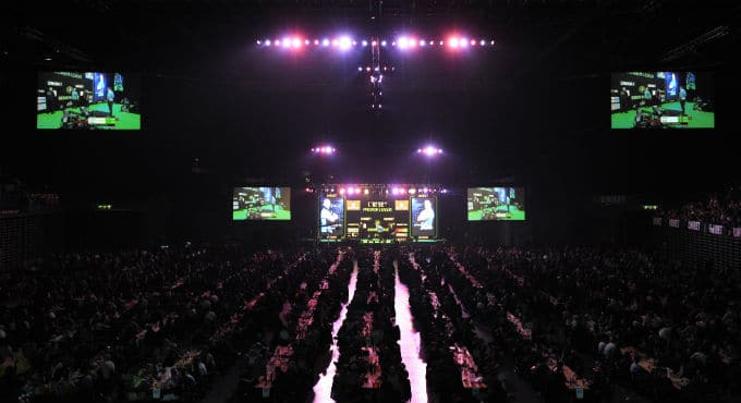 Livestream darts kijken bij bookmakers | Getty