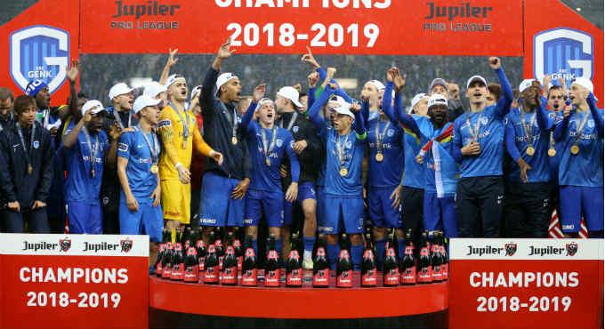 Wedden op Jupiler Pro League. Winnaar voorspellen Belgische voetbalcompetitie | Getty