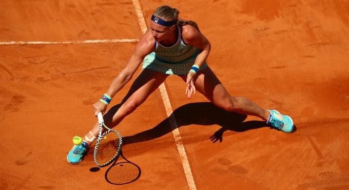 Gokken Roland Garros grand slam: Kiki Bertens 2de favoriet bookmakers | Getty