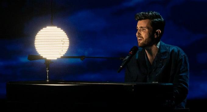 Songfestival voorspellingen Nederland bookmakers favoriet | Getty