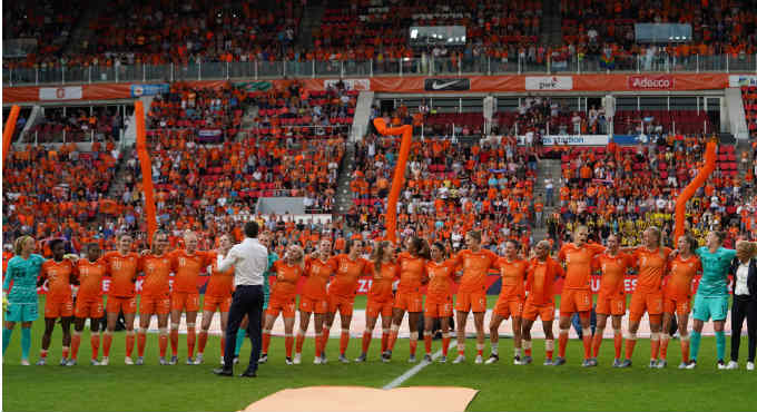 Nederland - Kameroen WK Vrouwen wedden tips bookmakers | Getty