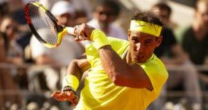 Bookmakers odds finale Roland Garros voorspellingen tennis: wedden op Nadal en wedstrijd Halep. Tips voor de beste French Open weddenschappen.   Getty