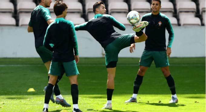 Finale Nations League Portugal - Nederland voorspellingen bookmakers | Getty