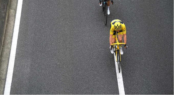 Kansen wedden op wielrennen | Getty