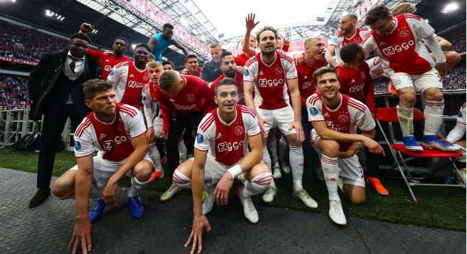 Ajax - PSV Johan Cruijff Schaal winnaar voorspellen   Getty