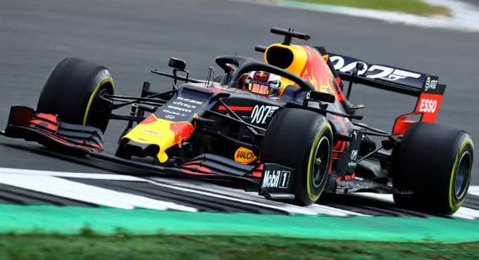 Bookmakers Max Verstappen begint aan F1 Grand Prix Groot-Brittannië vanaf P4 | Getty