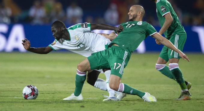 Voorspelling Afrika Cup finale Senegal - Algerije quotering | Getty