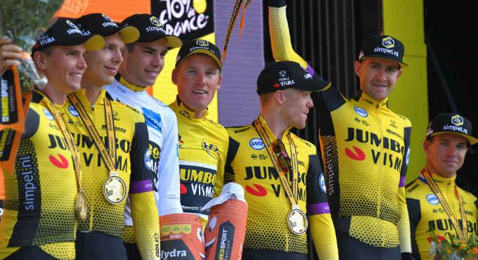 Tour de France: Wat gaan Kruijswijk en Groenewegen nog doen? | Getty