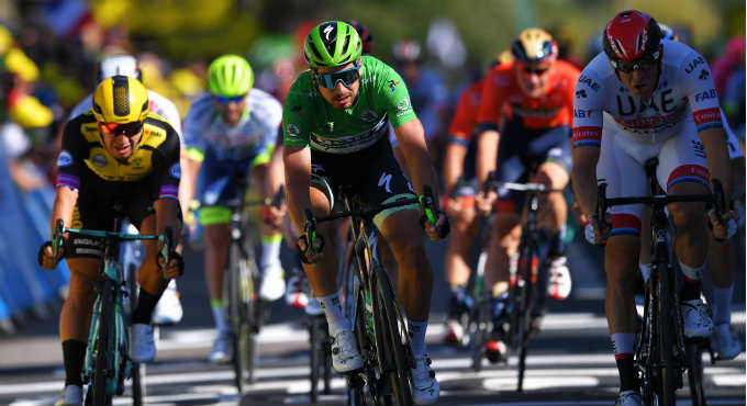 Tour de France etappe 7 en 8 voorspellen | Getty