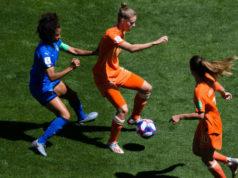 Voorspellingen Nederland - Zweden halve finale WK voetbal vrouwen bookmakers | Getty