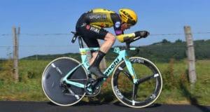Vuelta 2019 Steven Kruijswijk   Getty