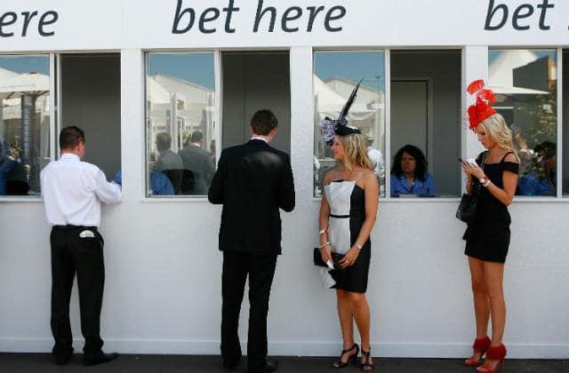 wedden op paarden bij online bookmakers | Getty