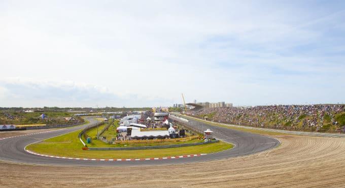 F1 GP Nederland | circuit Zandvoort