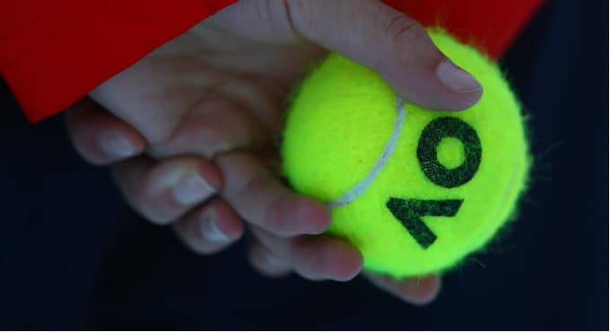 Grand slams: Australian Open