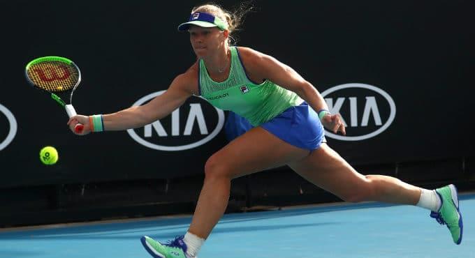 Bookmakers Garbine Muguruza - Kiki Bertens 4de ronde Australian Open