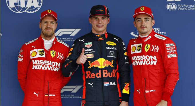 Formule 1: Max Verstappen blijft bij Red Bull, wat doet de rest?