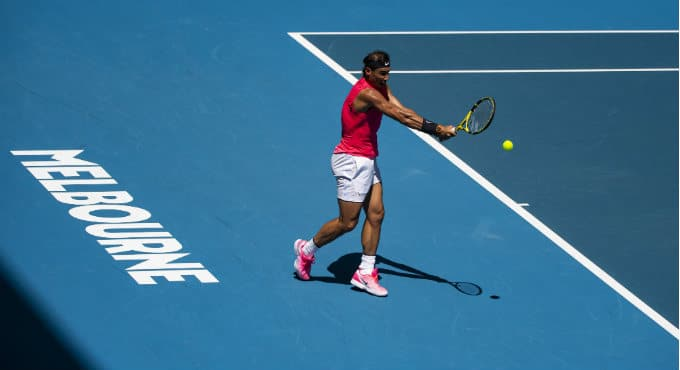Australian Open: Rafael Nadal bookmakers grand slam titel