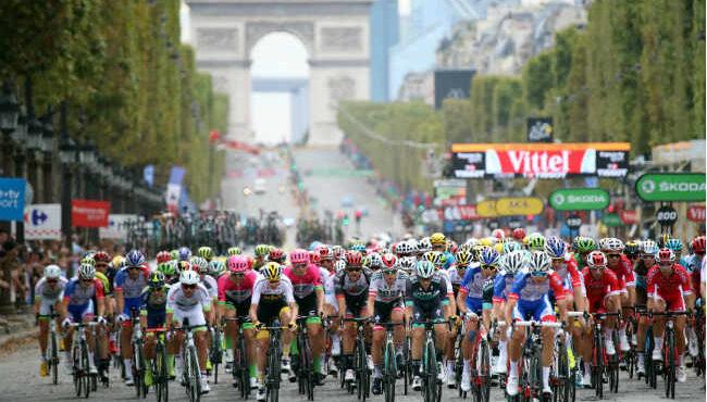 Wedden op Tour de France