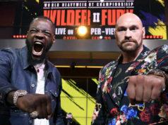 Deontay Wilder - Tyson Fury boksen om titel zwaargewichten