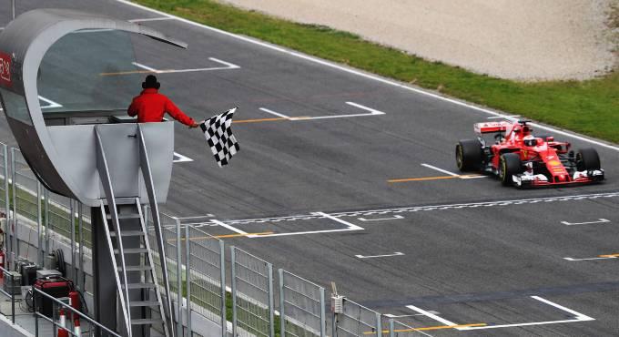 Stand wereldkampioenschap Formule 1