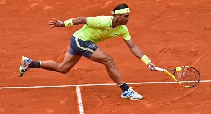 Wedden op French Open tennis