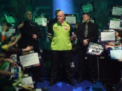 Premier League Darts: Michael van Gerwen favoriet bookmakers