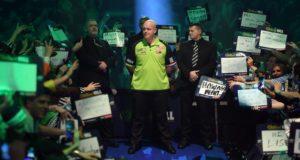 Premier League Darts: Michael van Gerwen favoriet bookmakers