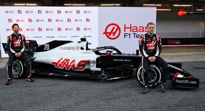 Haas Formule 1