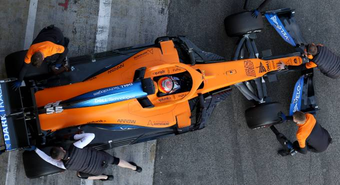 McLaren Formule 1