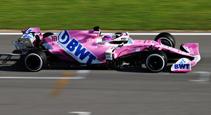 BWT Racing Point Formule 1