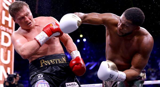 Weddenschappen boksen
