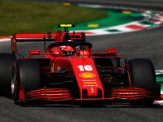 Formule 1 Grand Prix van Toscane is 1000ste race Ferrari