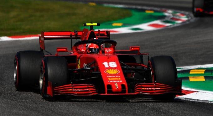 Formule 1 Grand Prix van Toscane is 1000ste race Ferrari
