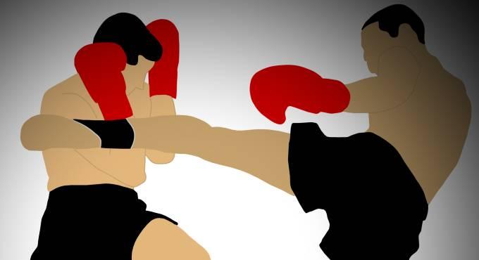 MMA harde type vechtsport
