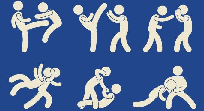 Gokken op vechtsporten