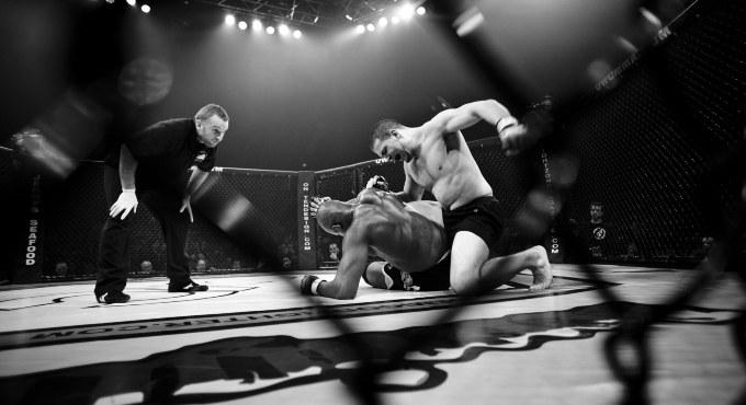 Wedden op MMA / UFC